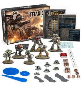 Games Workshop Adeptus Titanicus The Horus Heresy Starter Set