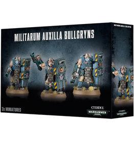 Games Workshop Astra Militarum Auxilla Bullgryns (40K)