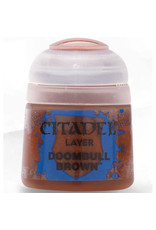 Games Workshop Citadel Paint: Doombull Brown 12ml