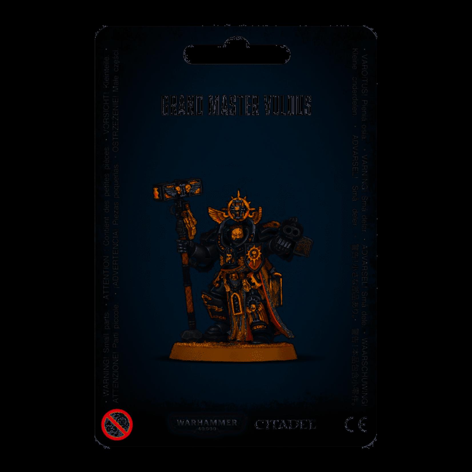 Games Workshop Grey Knights Grand Master Voldus (40K)