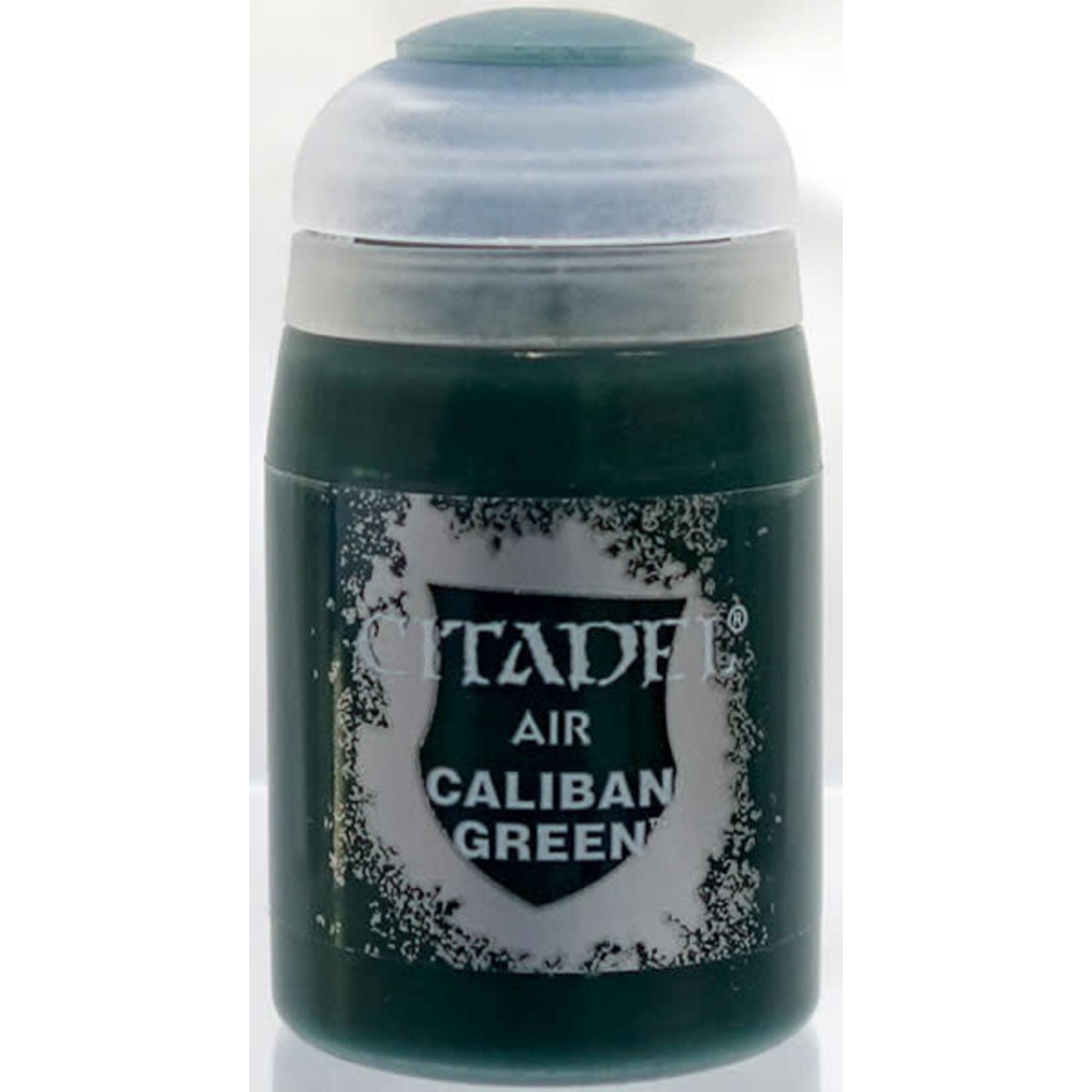 Games Workshop Citadel Paint: Caliban Green Air (24 ml)