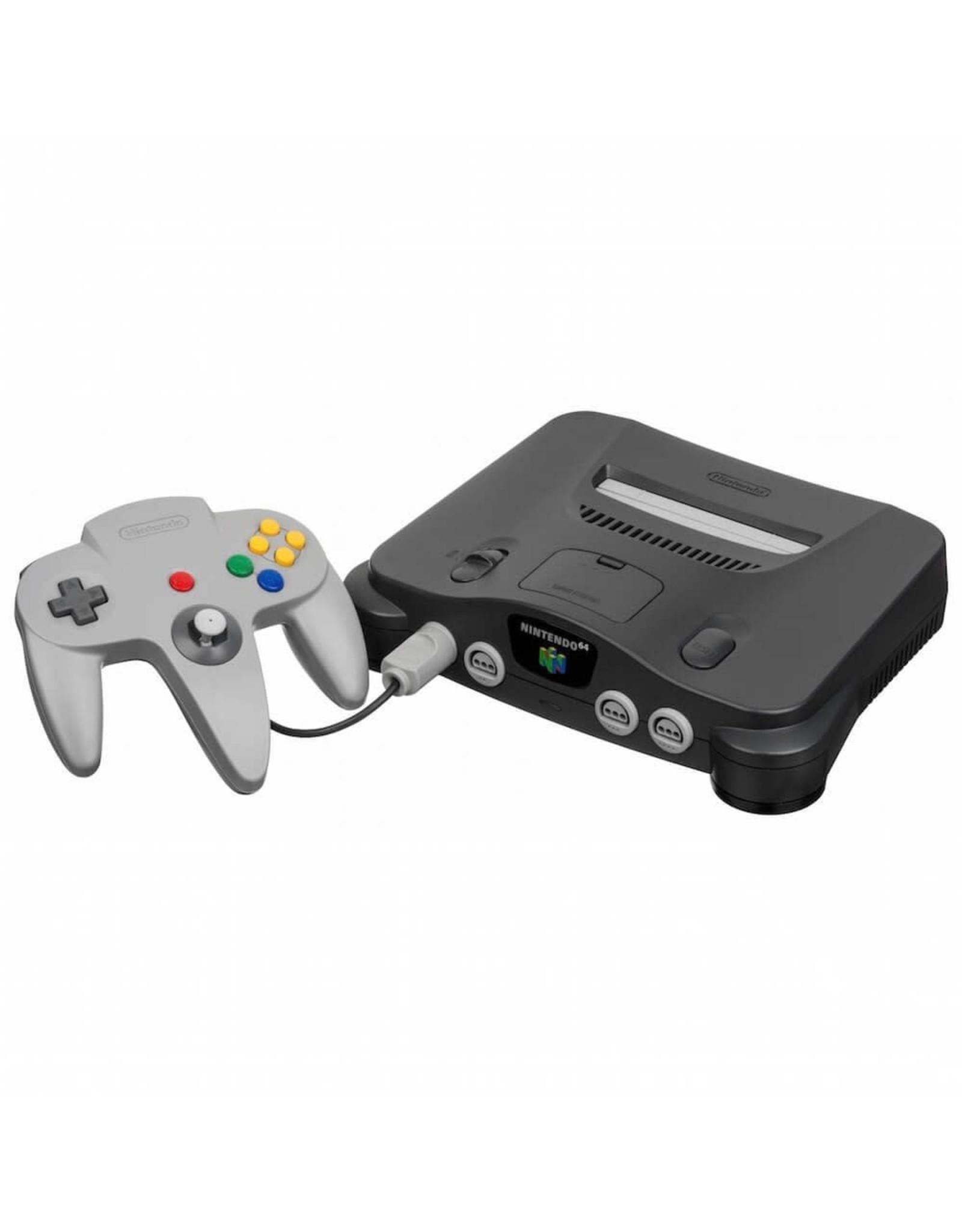 Nintendo Nintendo 64 Console Gray (N64) - USED