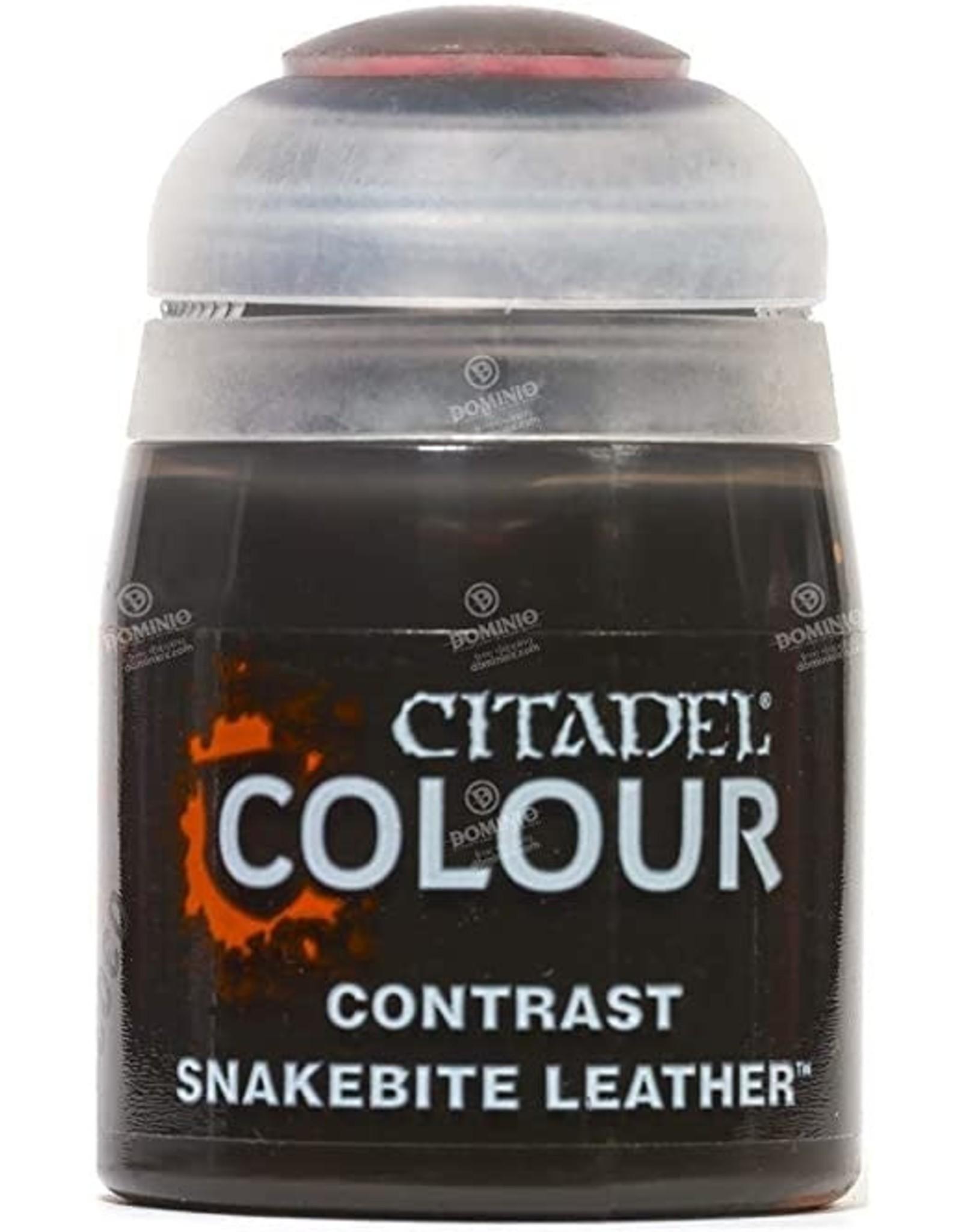 Citadel Paint: Snakebite Leather Contrast (18 ml)