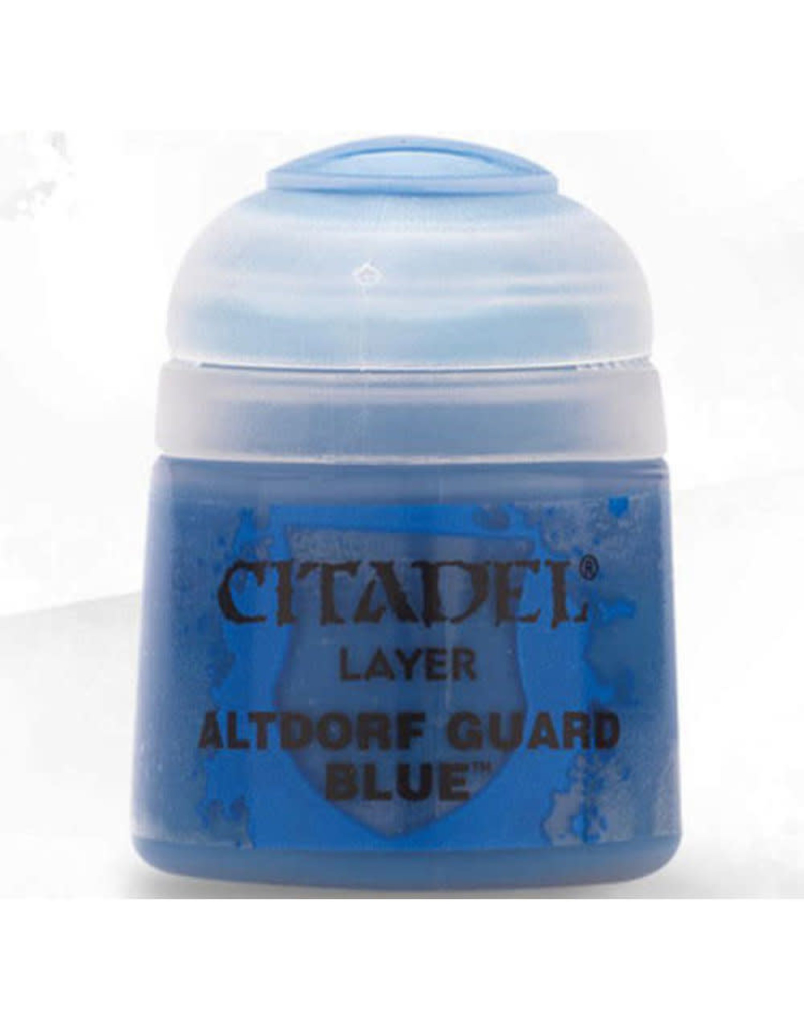 Games Workshop Citadel Paint: Altdorf Guard Blue 12ml