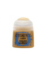 Games Workshop Citadel Paint: Balor Brown 12ml