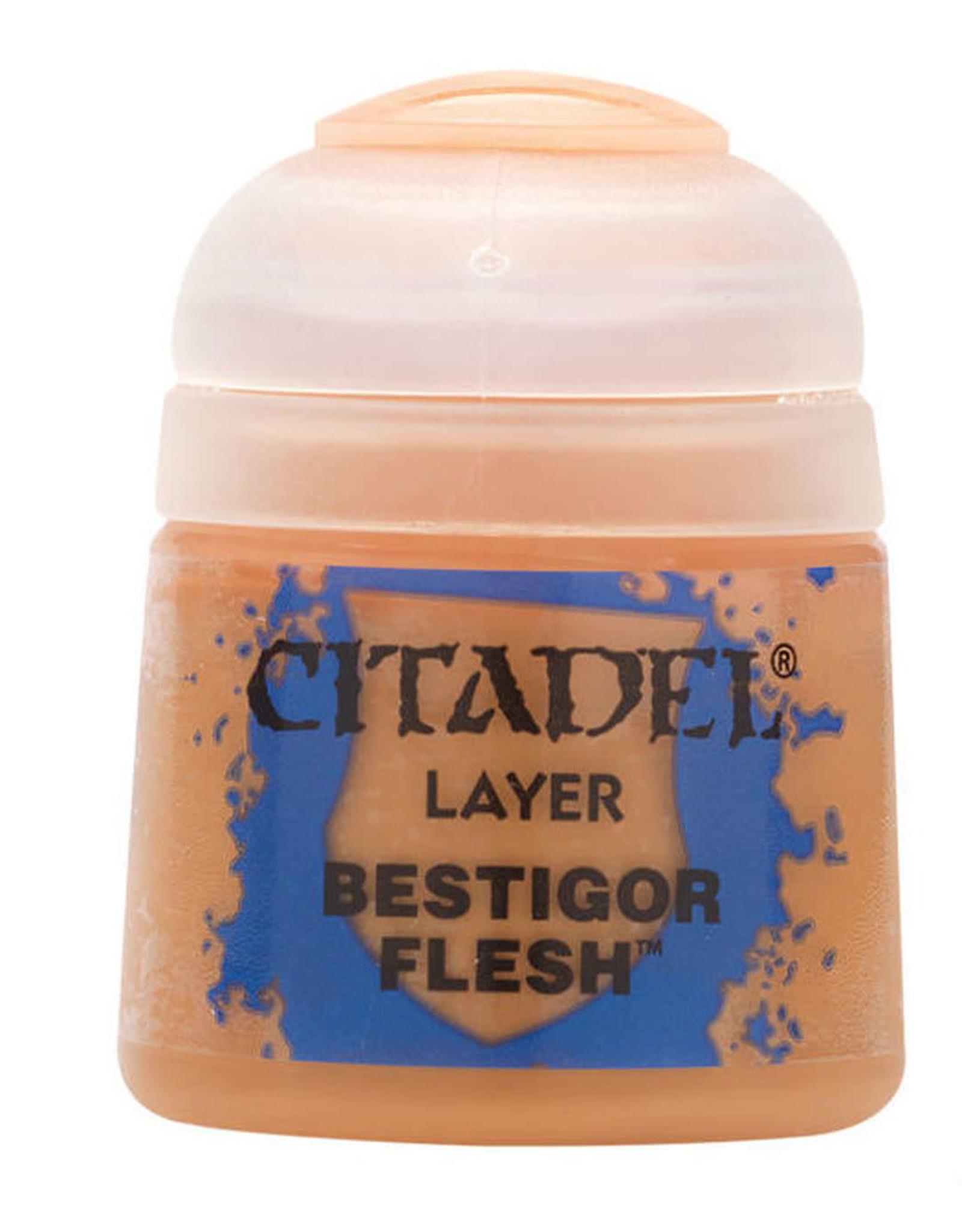 Games Workshop Citadel Paint: Bestigor Flesh 12ml
