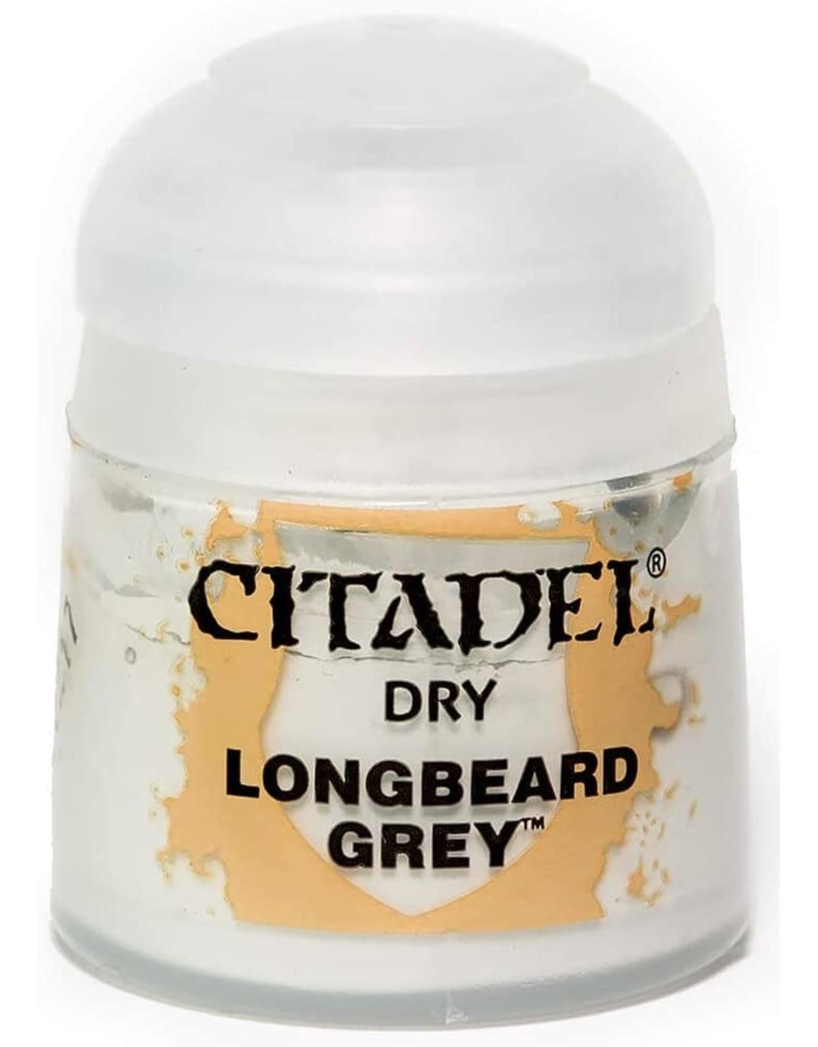 Games Workshop Citadel Paint: Longbeard Grey 12ml
