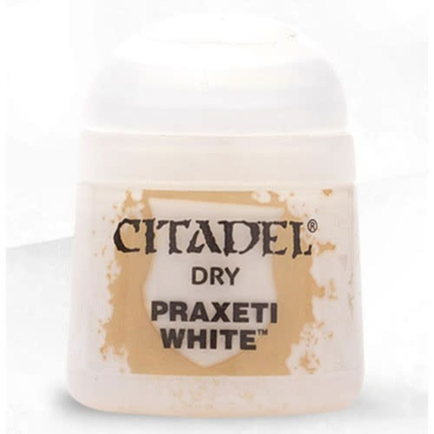 Games Workshop Citadel Paint: Praxeti White 12ml