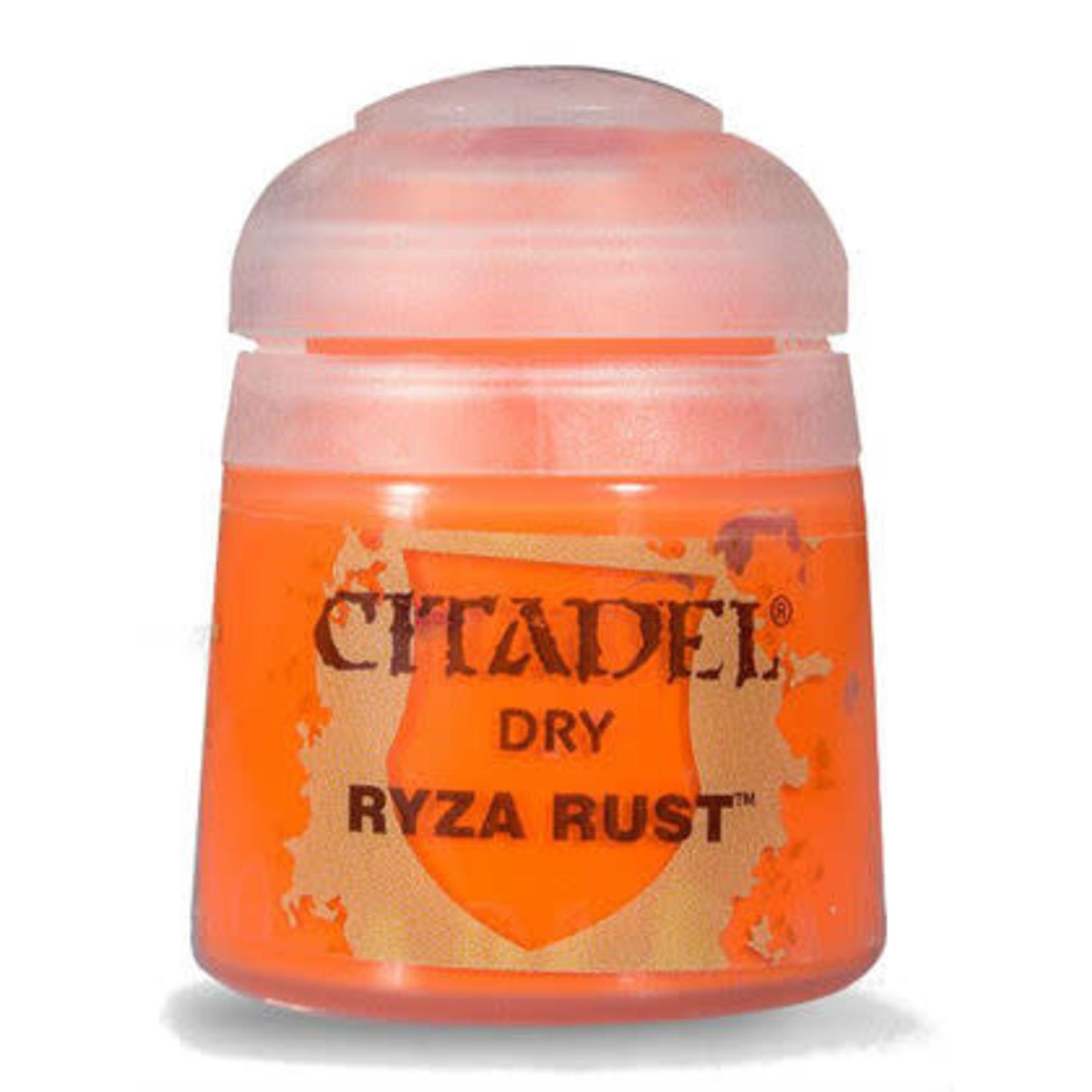 Games Workshop Citadel Paint: Ryza Rust 12ml