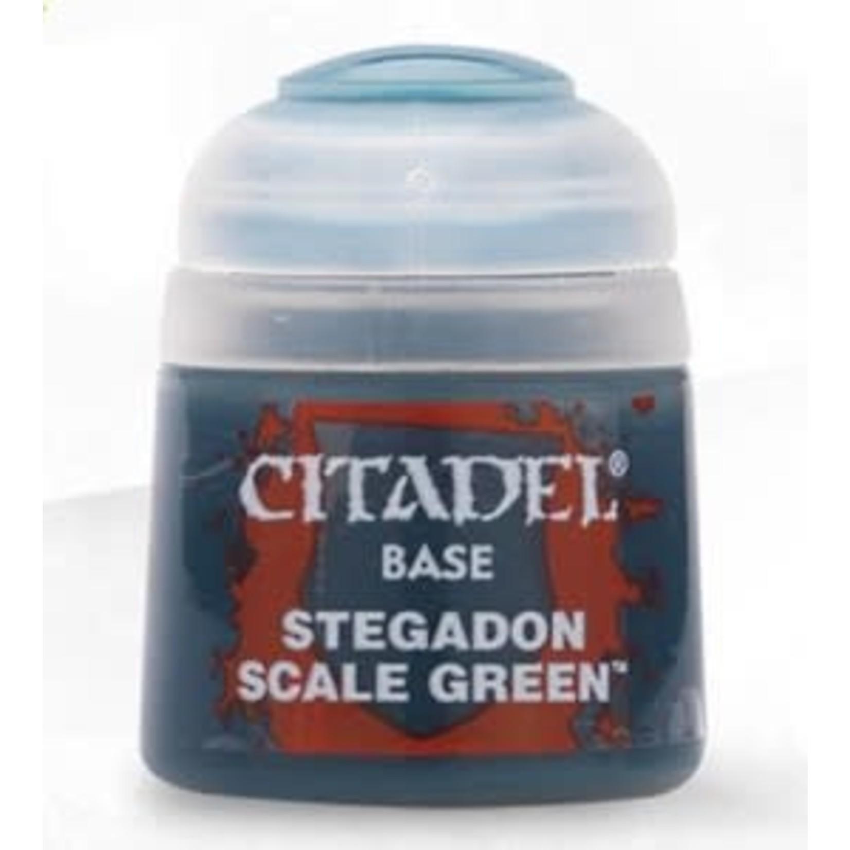 Citadel Paint: Stegadon Scale Green 12ml