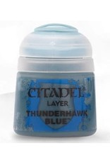Games Workshop Citadel Paint: Thunderhawk Blue 12ml DRY