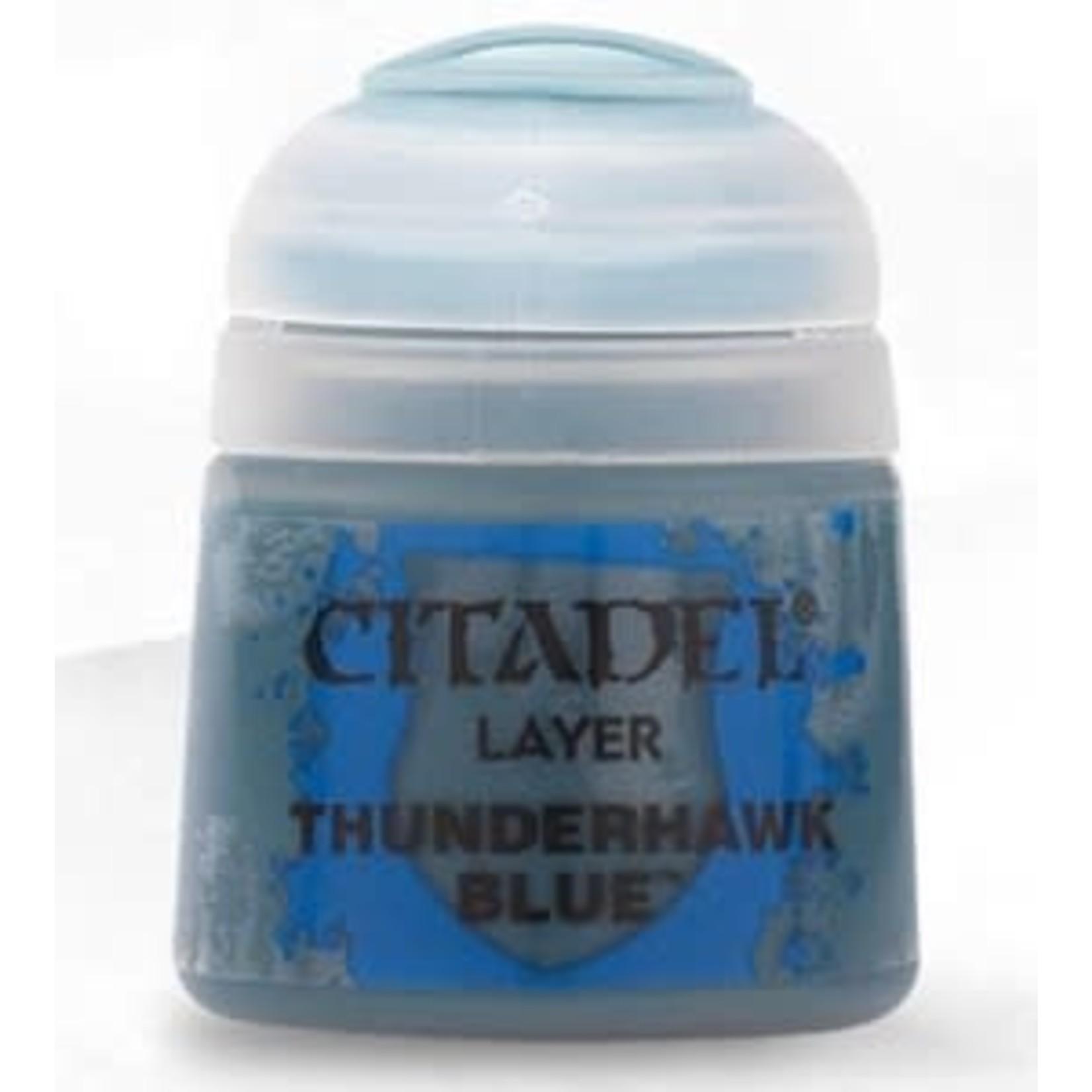 Games Workshop Citadel Paint: Thunderhawk Blue 12ml DRY
