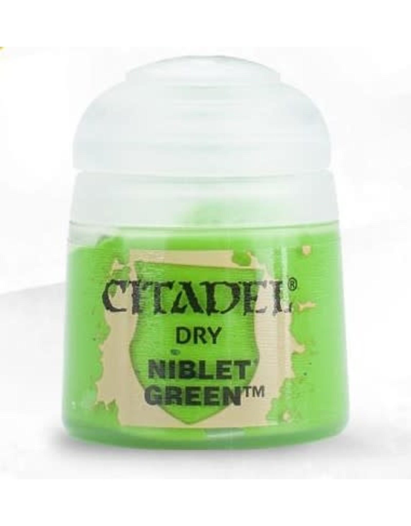 Games Workshop Citadel Paint: Niblet Green 12ml