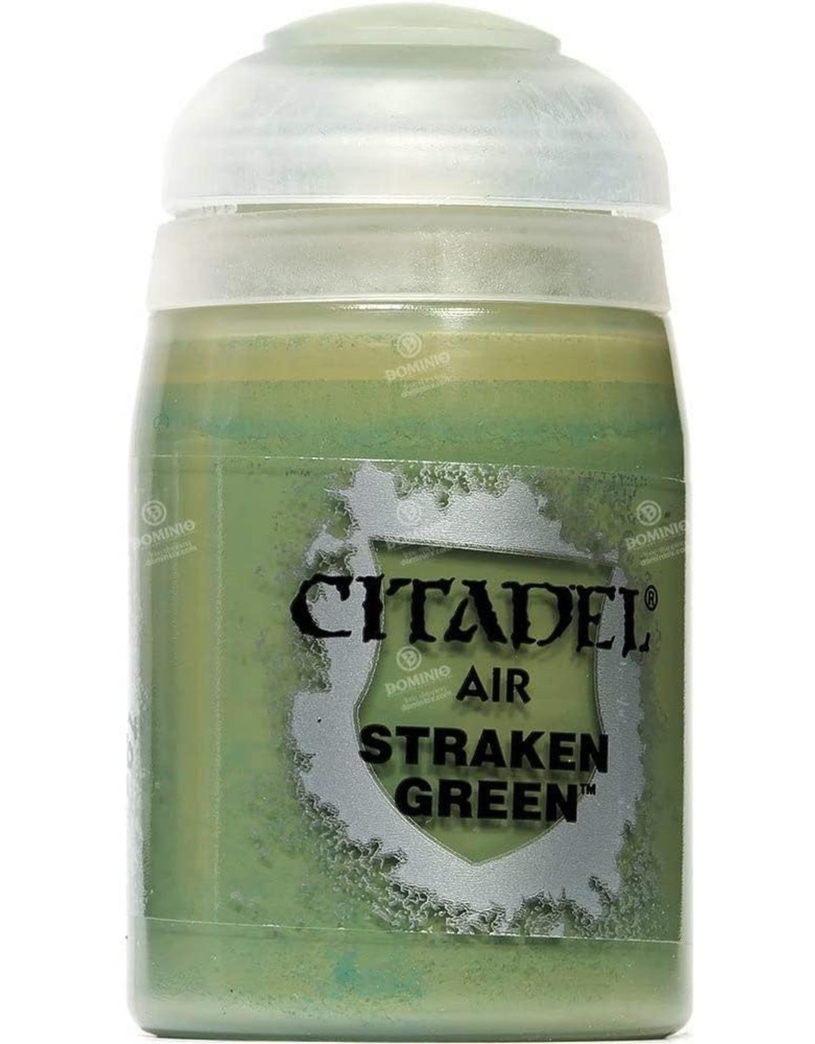 Games Workshop Citadel Paint: Straken Green Air (24 ml)