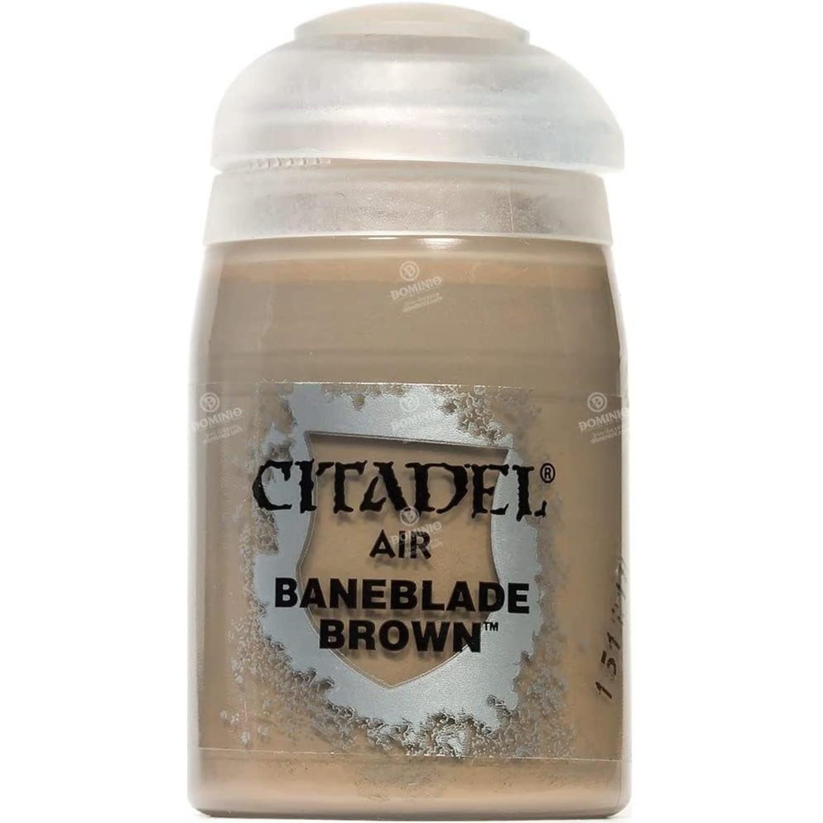 Games Workshop Citadel Paint: Baneblade Brown Air (24 ml)