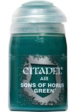 Games Workshop Citadel Paint: Sons of Horus Green Air (24 ml)