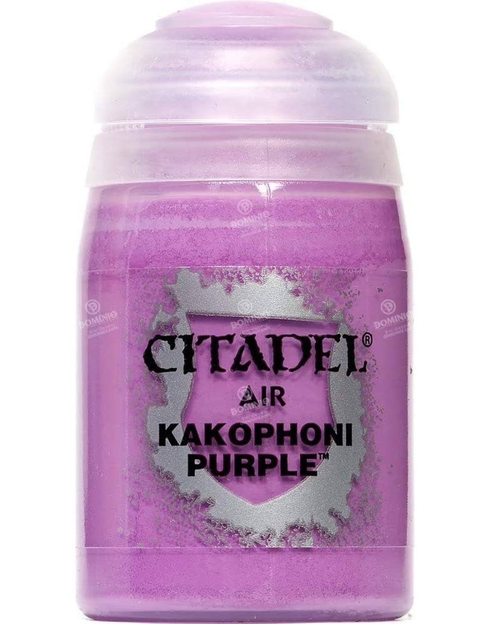Games Workshop Citadel Paint: Kakophoni Purple Air (24 ml)