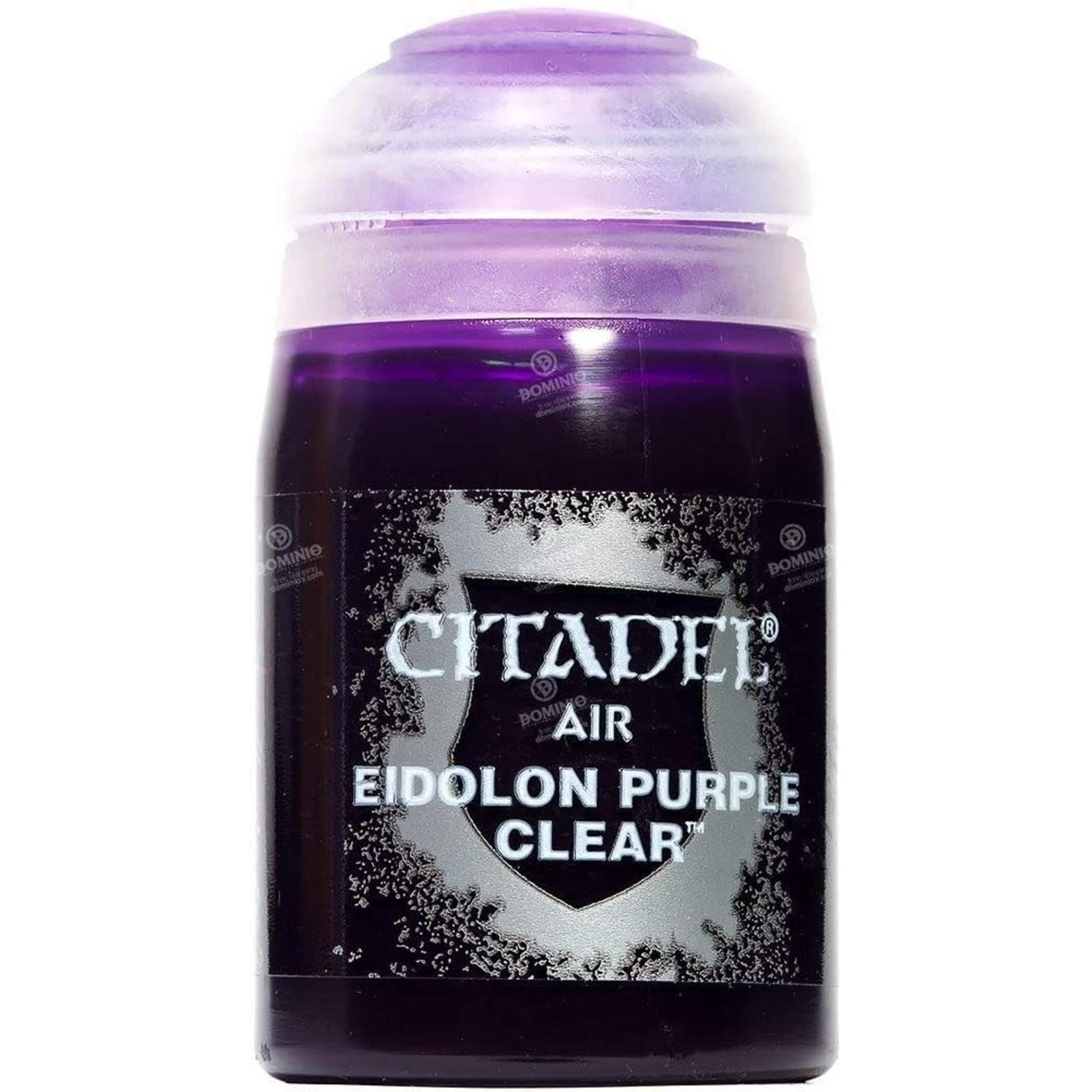 Games Workshop Citadel Paint: Eidolon Purple Clear Air (24 ml)