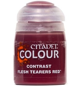 Games Workshop Citadel Paint: Flesh Tearers Red Contrast (18 ml)