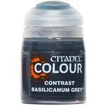 Games Workshop Citadel Paint: Basilicanum Grey Contrast (18 ml)