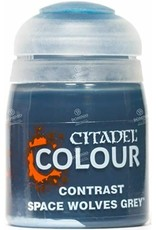 Games Workshop Citadel Paint: Space Wolves Grey Contrast (18 ml)