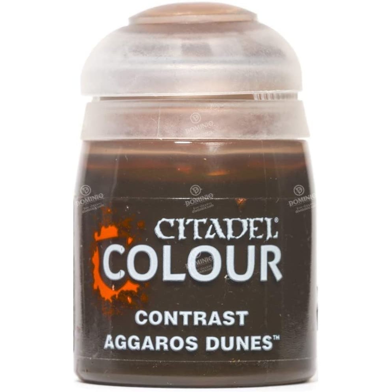 Games Workshop Citadel Paint: Aggaros Dunes Contrast (18 ml)
