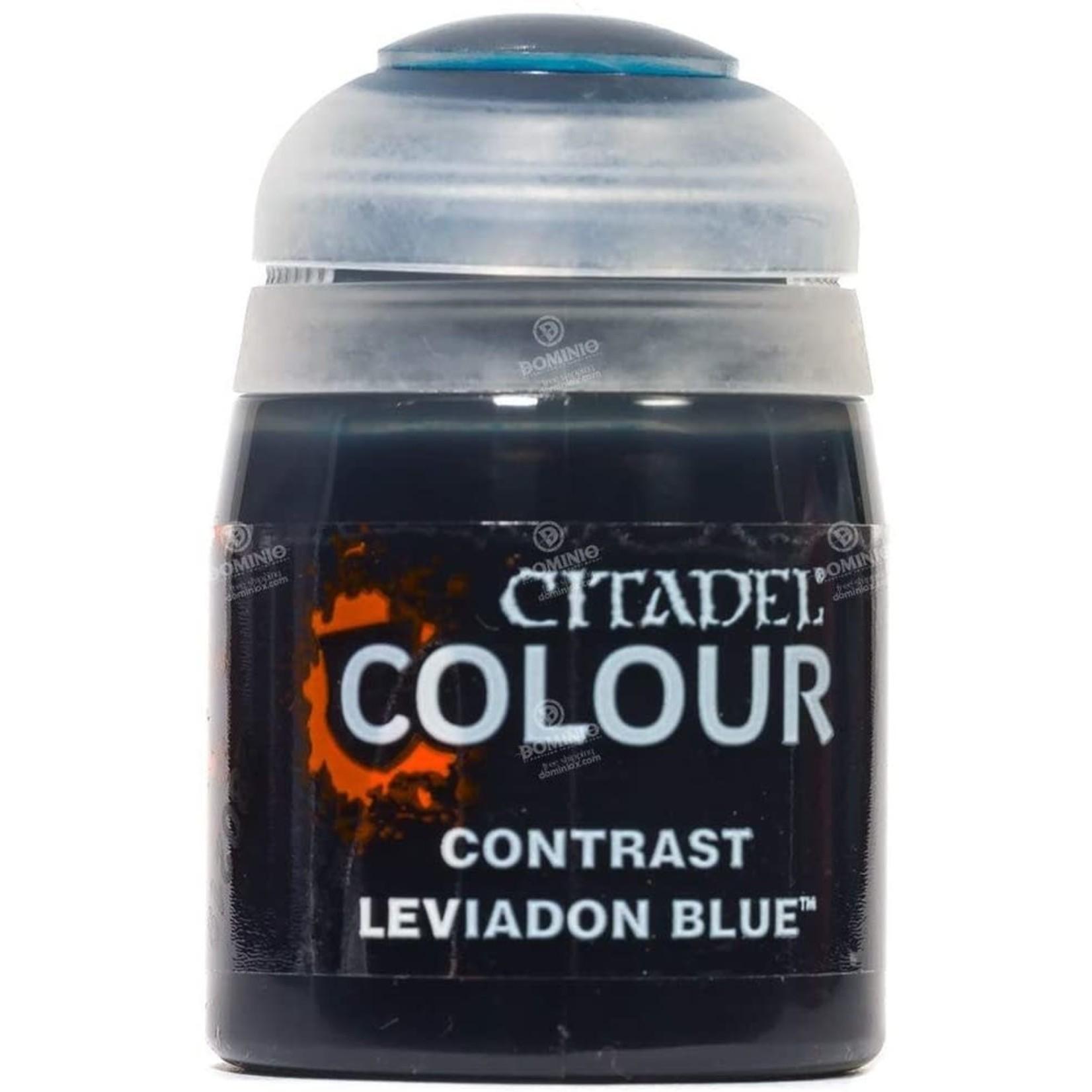 Games Workshop Citadel Paint: Leviadon Blue Contrast (18 ml)