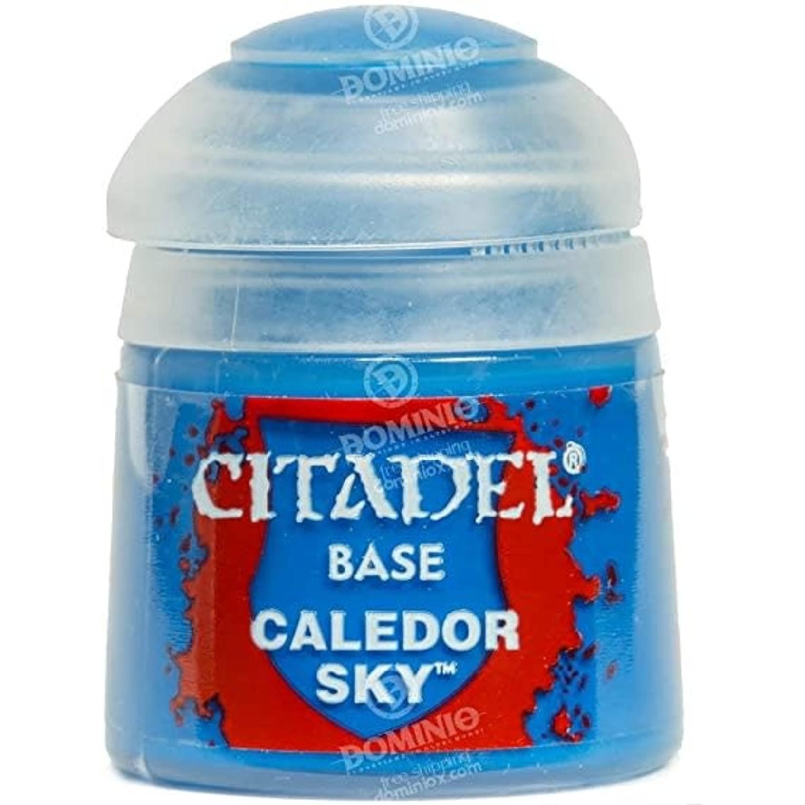 Games Workshop Citadel Paint: Caledor Sky 12ml