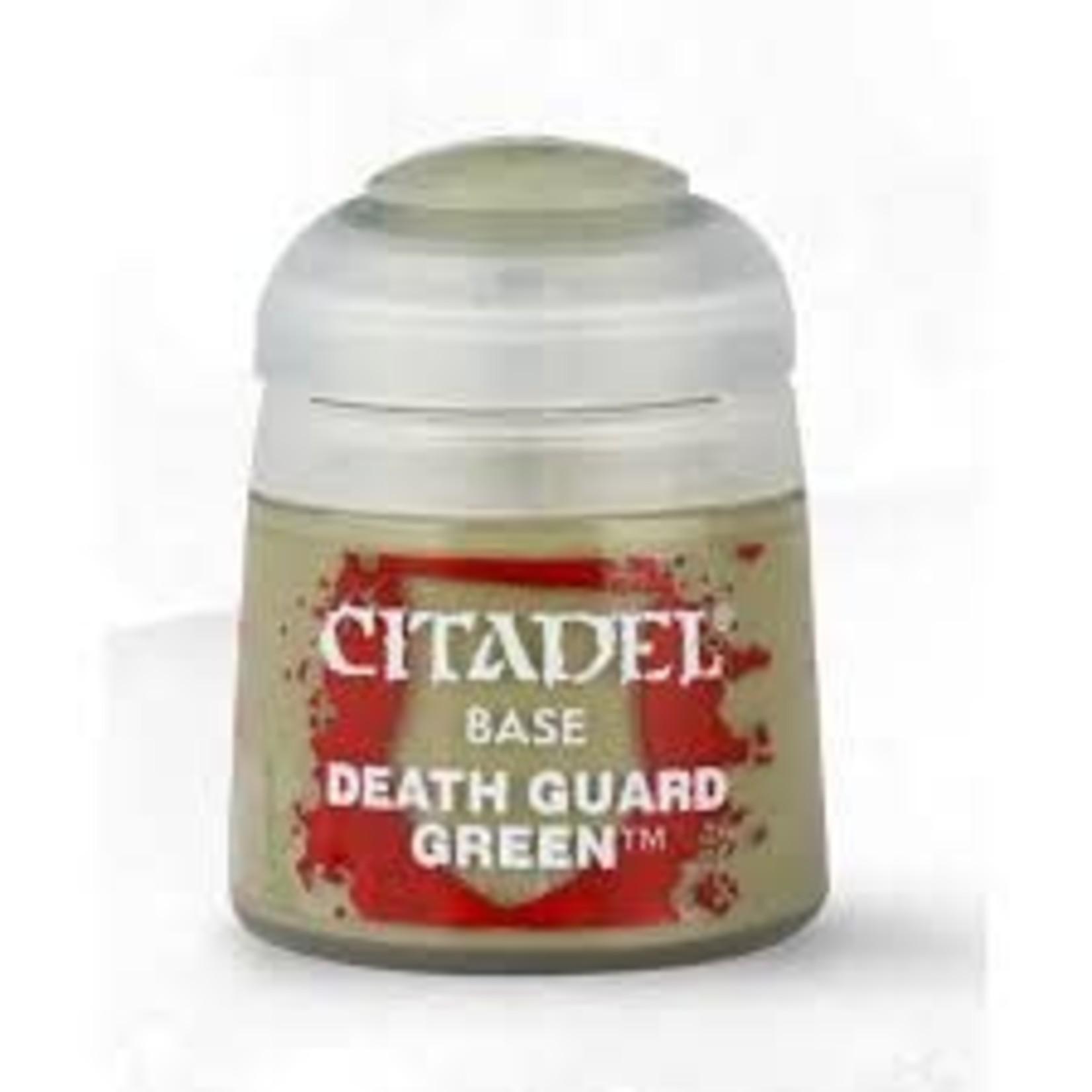 Games Workshop Citadel Paint: Death Guard Green 12ml