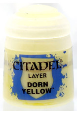 Games Workshop Citadel Paint: Dorn Yellow 12ml