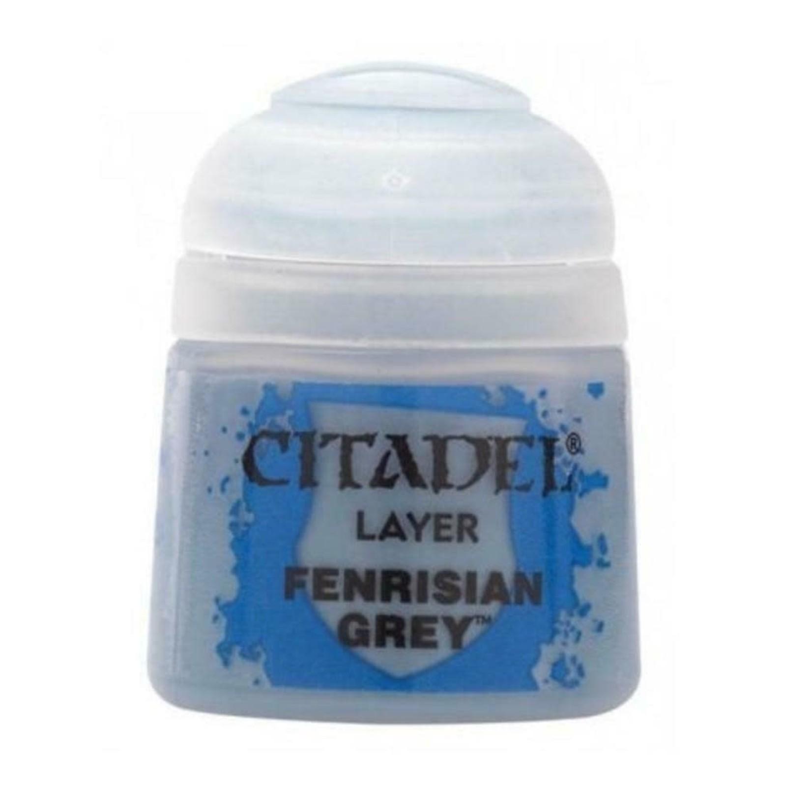 Games Workshop Citadel Paint: Fenrisian Grey 12ml