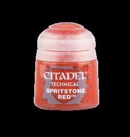 Games Workshop Citadel Paint: SpiritStone Red 12ml