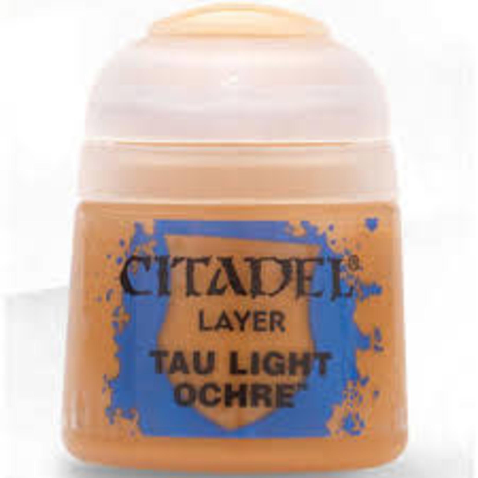 Games Workshop Citadel Paint: Tau Light Ochre 12ml
