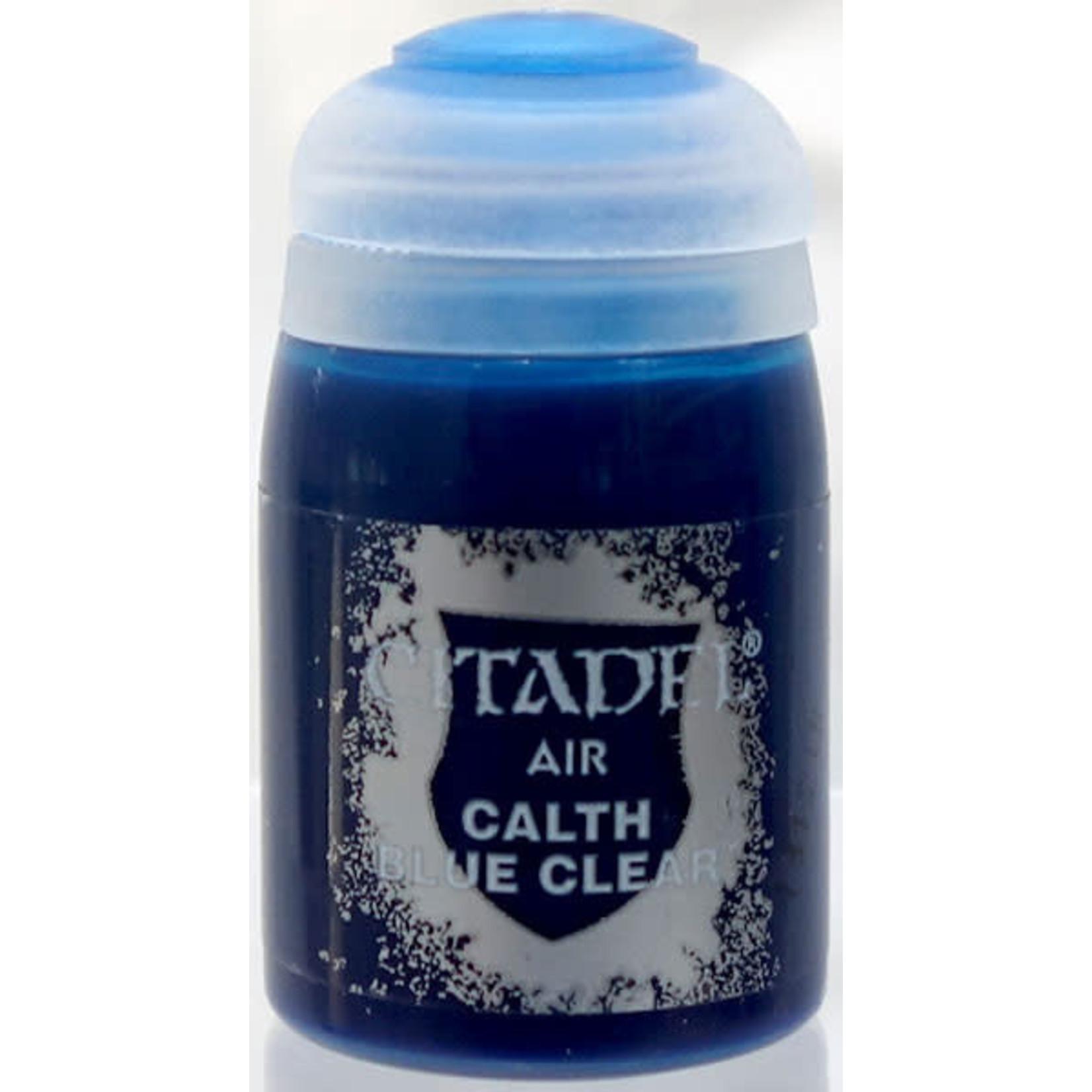 Games Workshop Citadel Paint: Calth Blue Clear Air (24 ml)