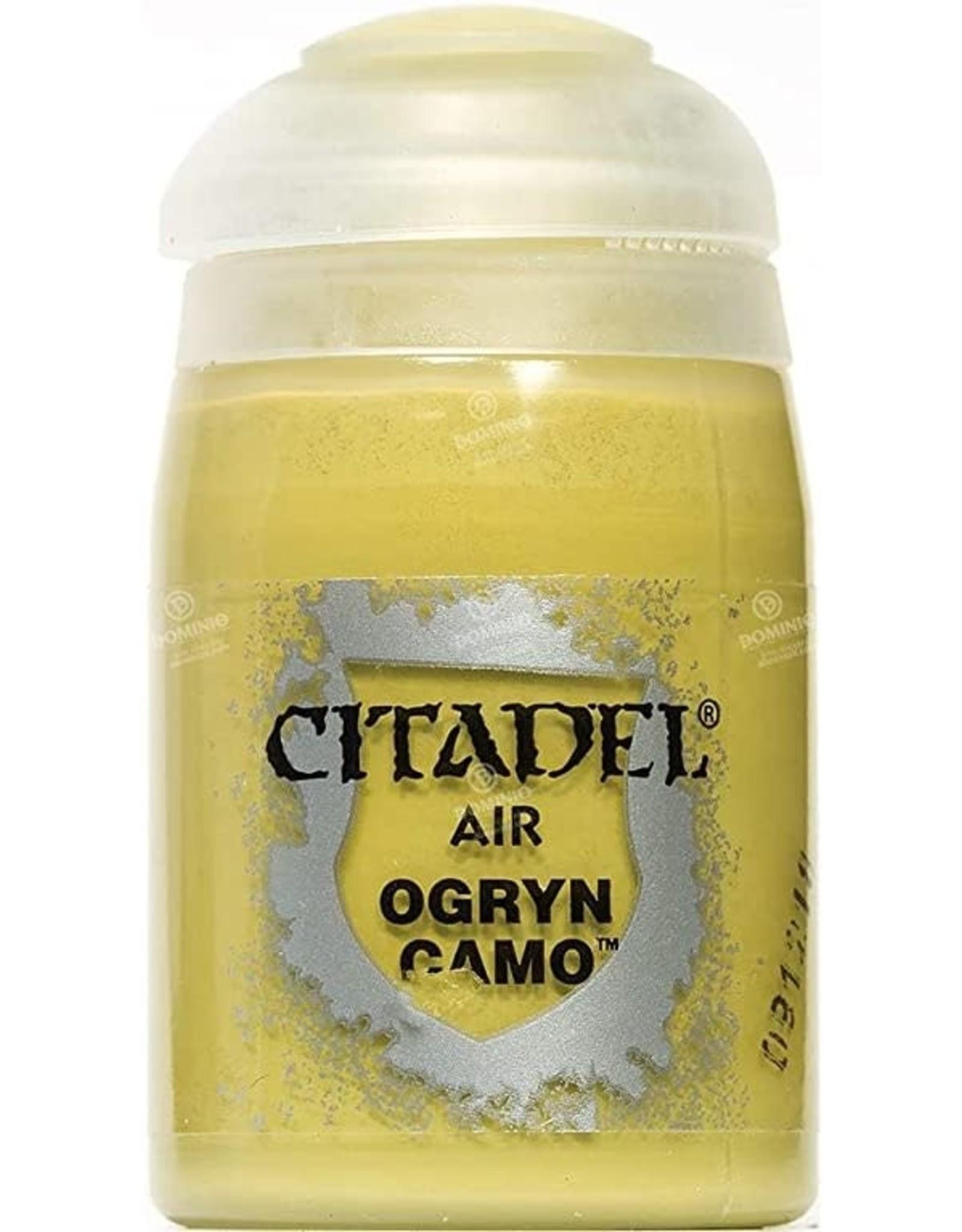 Games Workshop Citadel Paint: Ogryn Camo Air (24 ml)