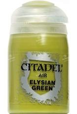 Games Workshop Citadel Paint: Elysian Green Air (24 ml)