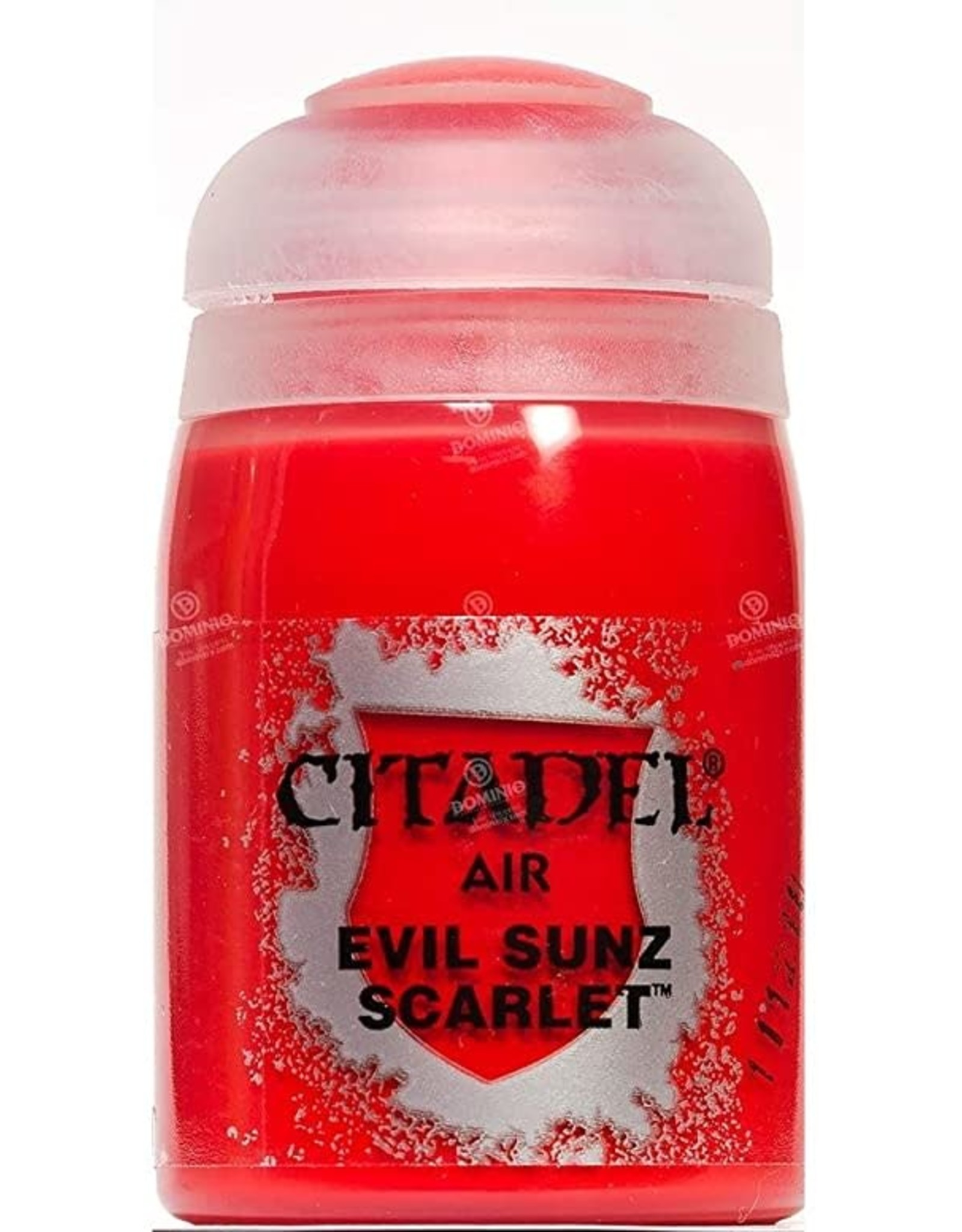 Games Workshop Citadel Paint: Evil Sunz Scarlet Air (24 ml)