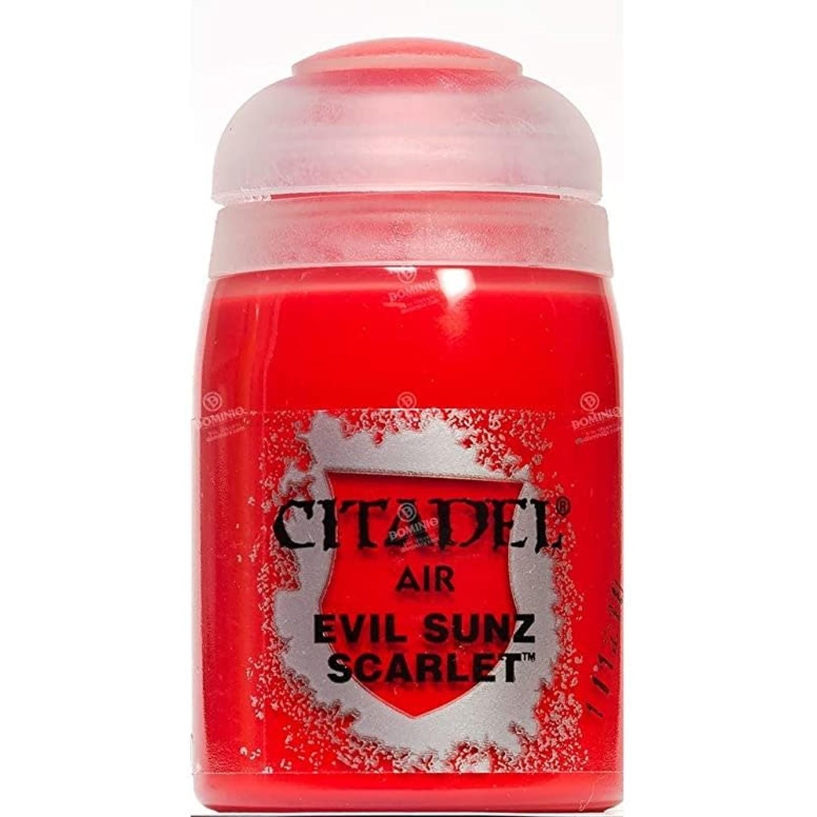 Games Workshop Citadel Paint: Evil Sunz Scarlet Air (24 ml)