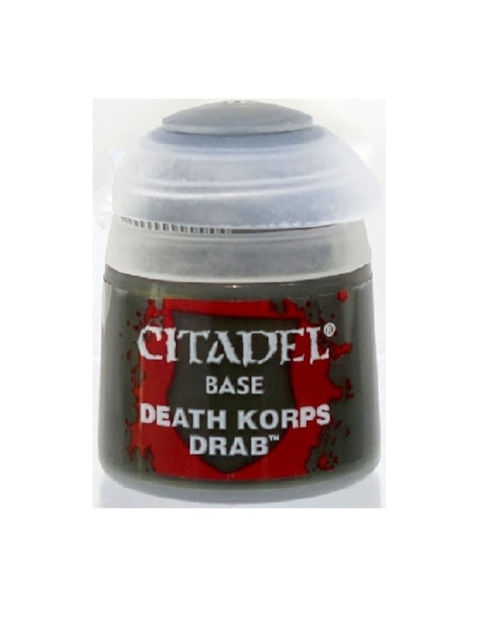 Games Workshop Citadel Paint: Death Korps Drab 12ml