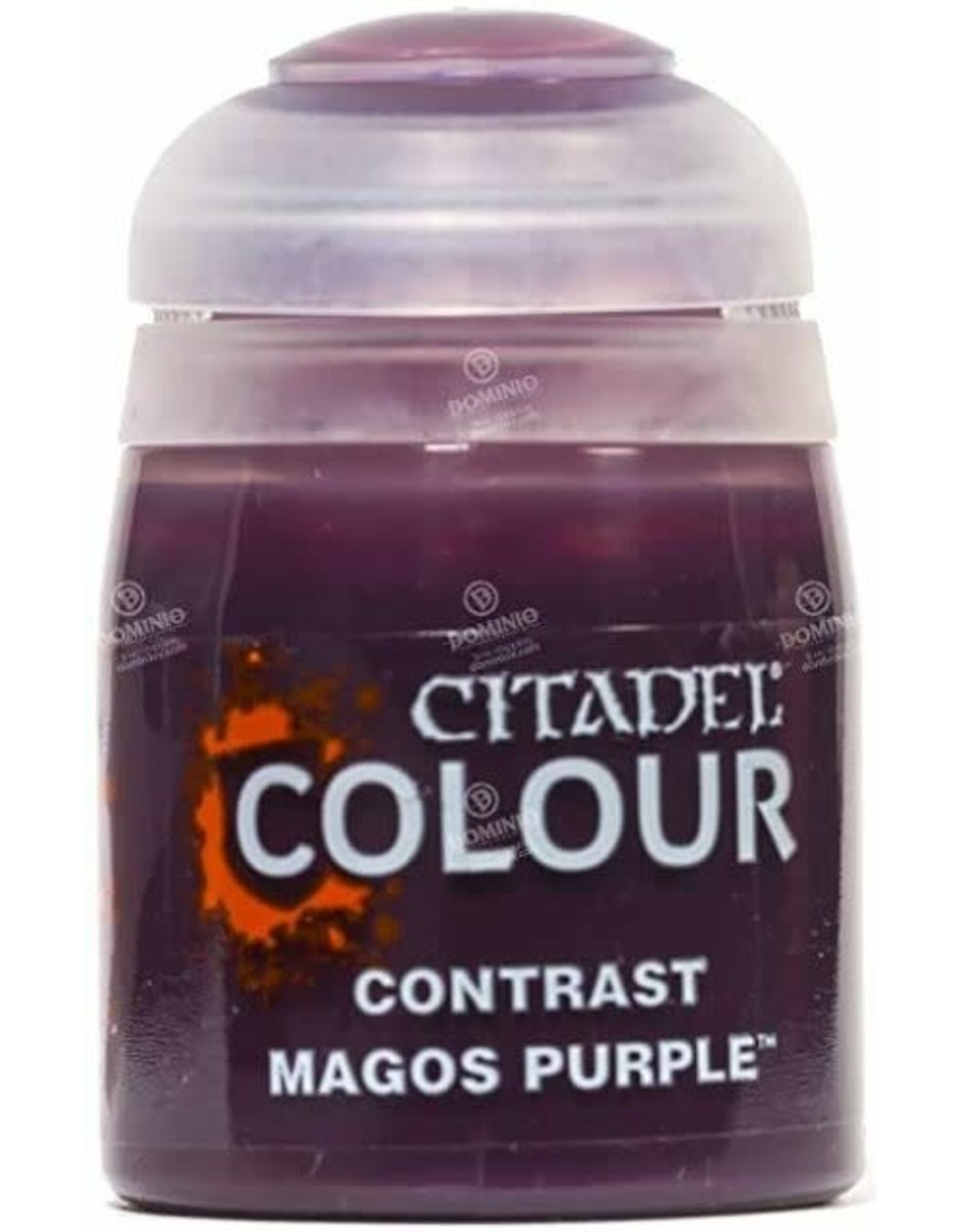 Games Workshop Citadel Paint: Magos Purple Contrast (18 ml)
