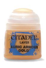 Games Workshop Citadel Paint: Auric Armour Gold 12ml