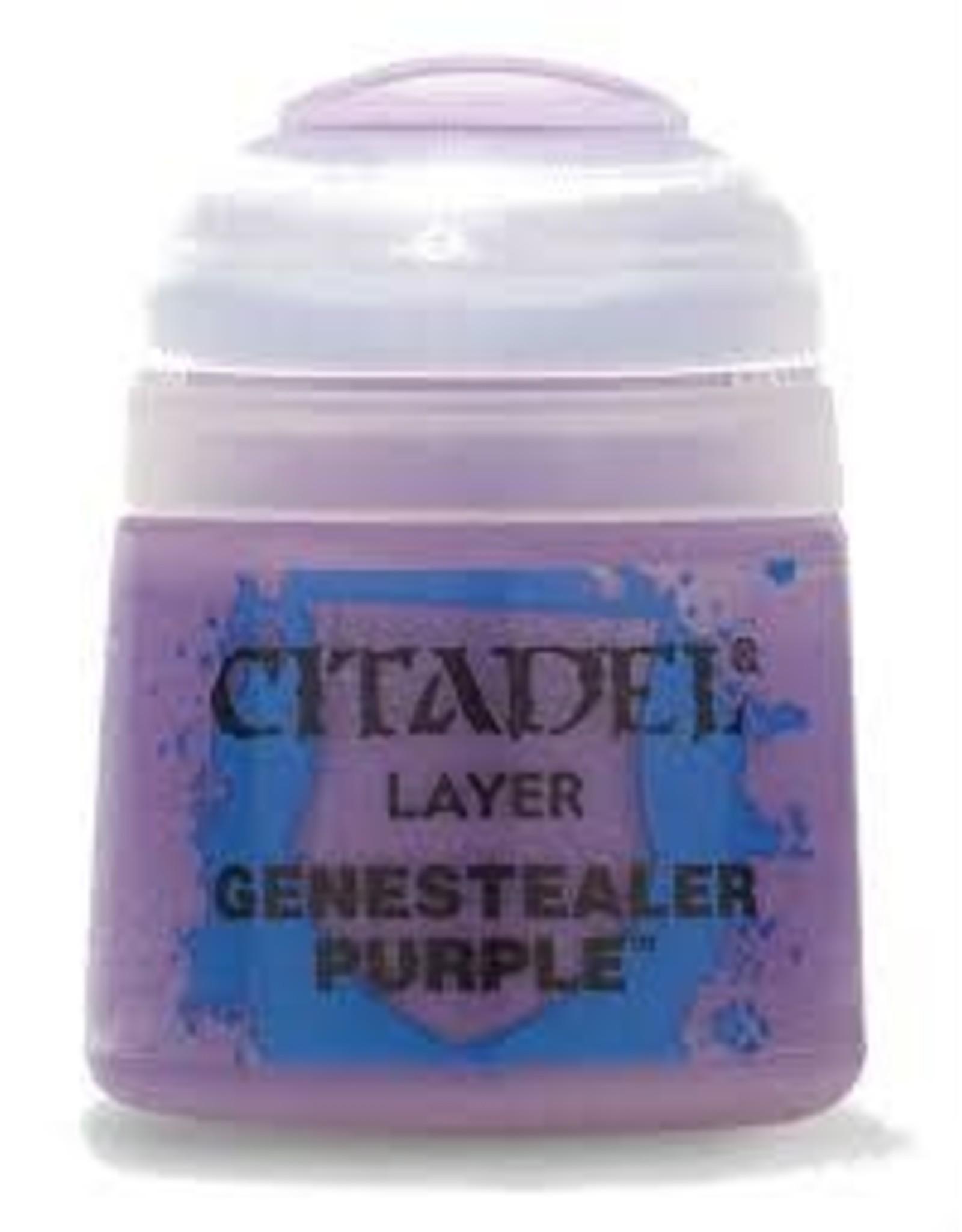 Games Workshop Citadel Paint: Genestealer Purple 12ml