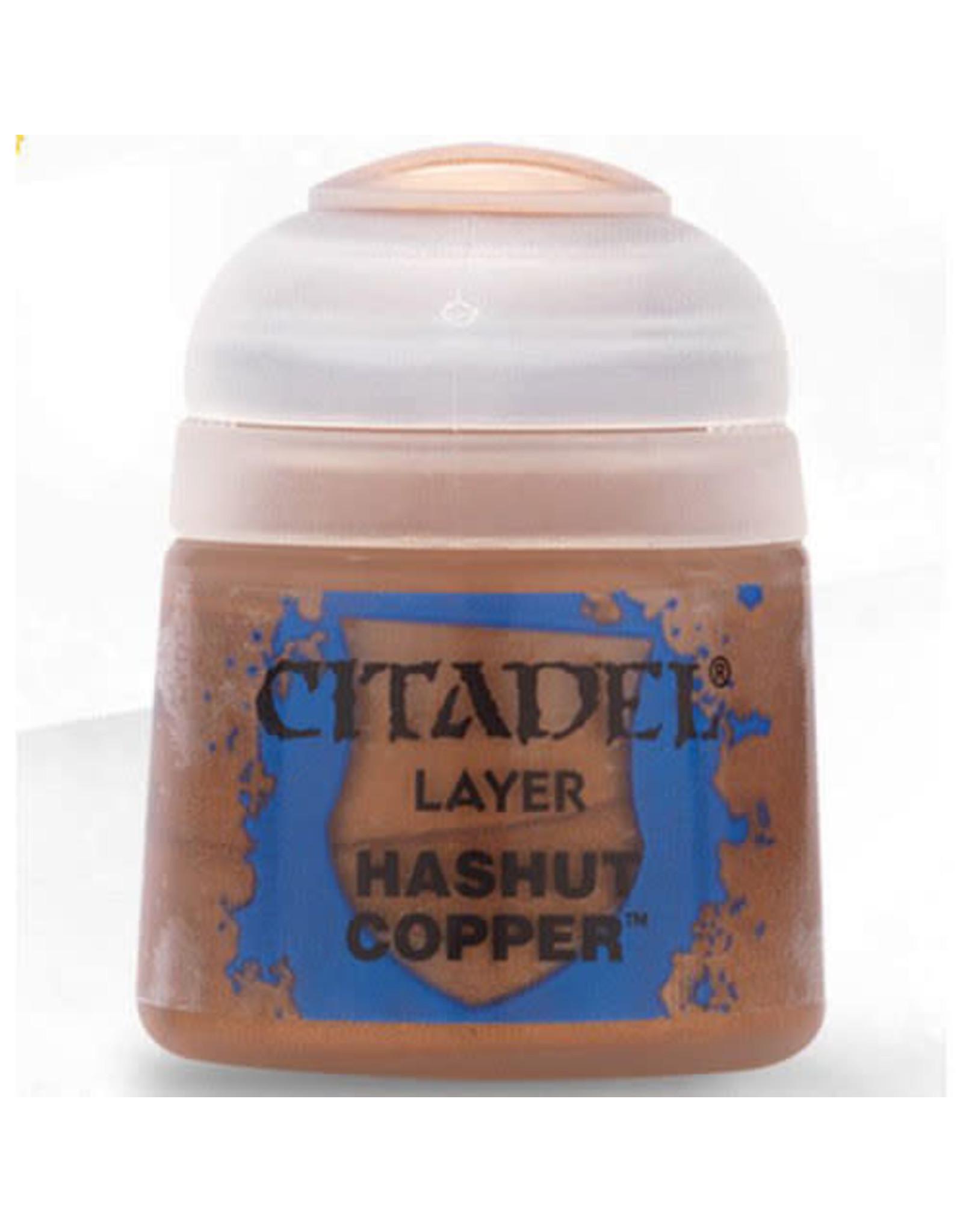 Games Workshop Citadel Paint: Hashut Copper 12ml