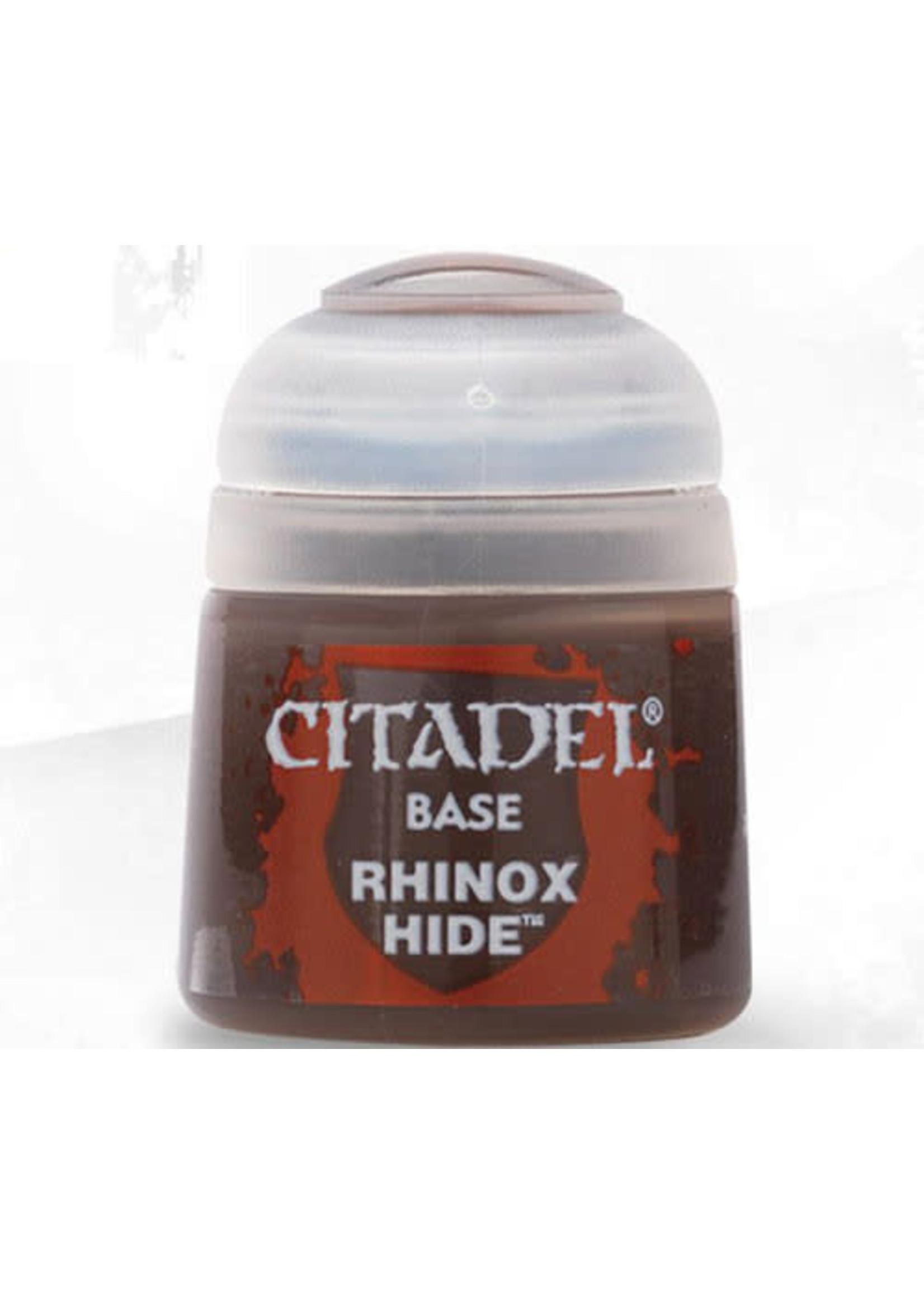 Games Workshop Citadel Paint: Rhinox Hide 12ml