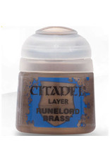 Games Workshop Citadel Paint: Runelord Brass 12ml (OLD)