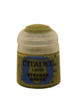 Games Workshop Citadel Paint: Straken Green 12ml