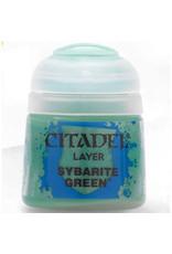 Games Workshop Citadel Paint: Sybarite Green 12ml