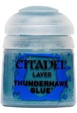 Games Workshop Citadel Paint: Thunderhawk Blue 12ml