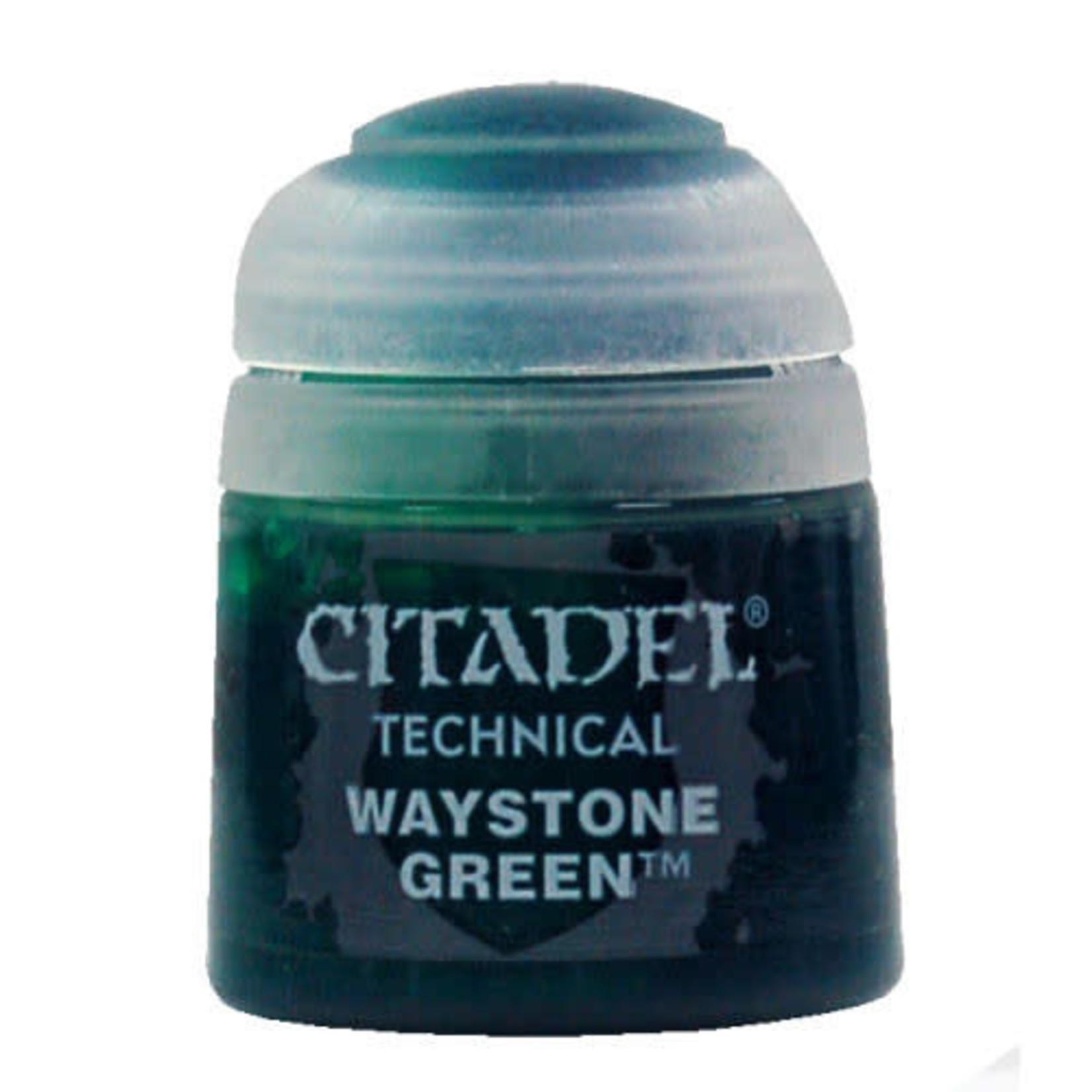 Games Workshop Citadel Paint: Waystone Green 12ml
