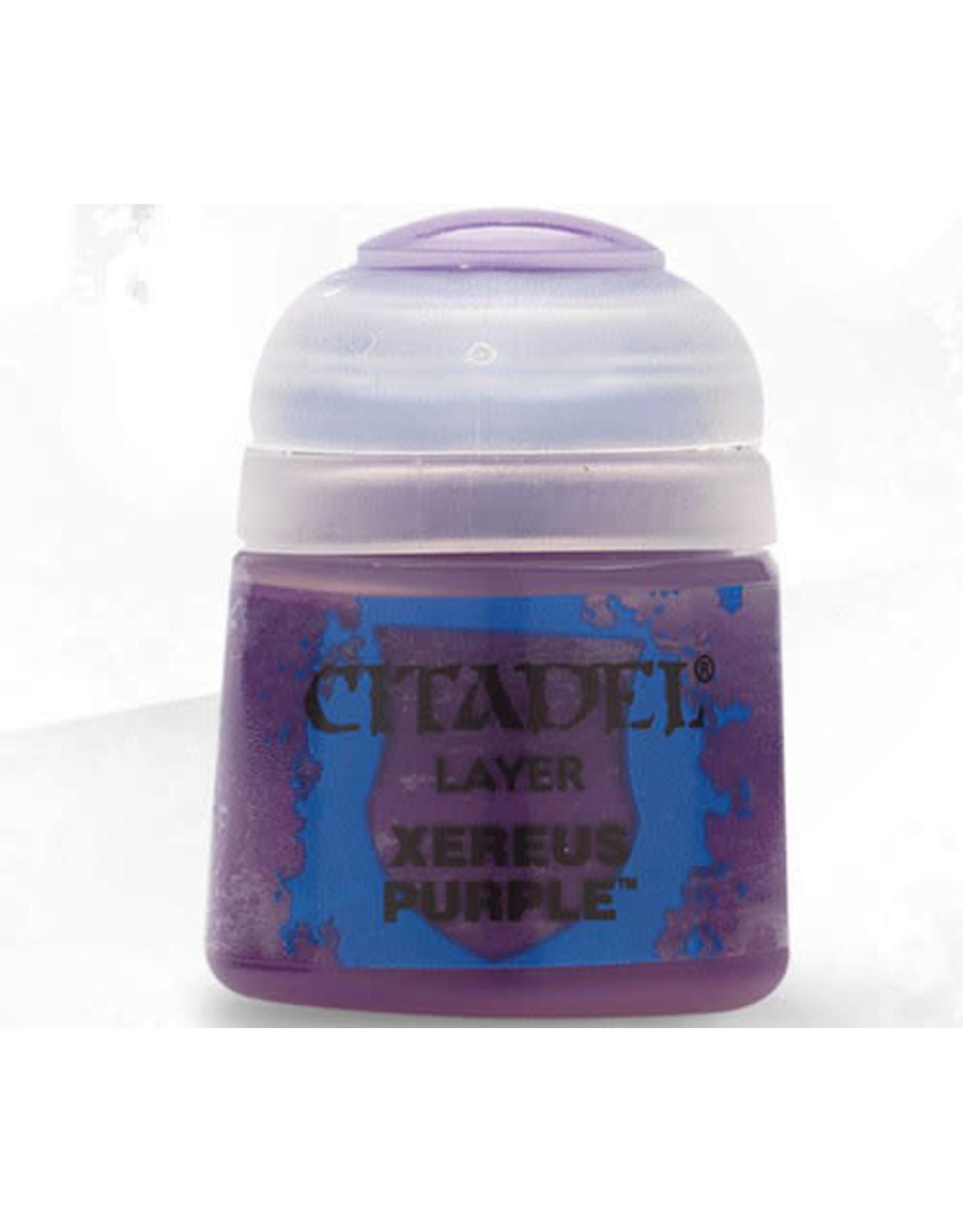 Games Workshop Citadel Paint: Xereus Purple 12ml